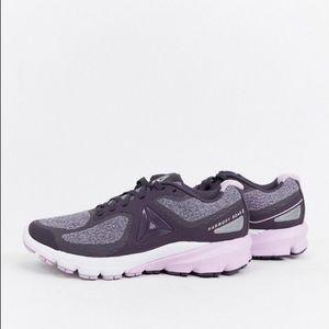 Reebok Harmony Road 2 Running Shoe Purple & Gray
